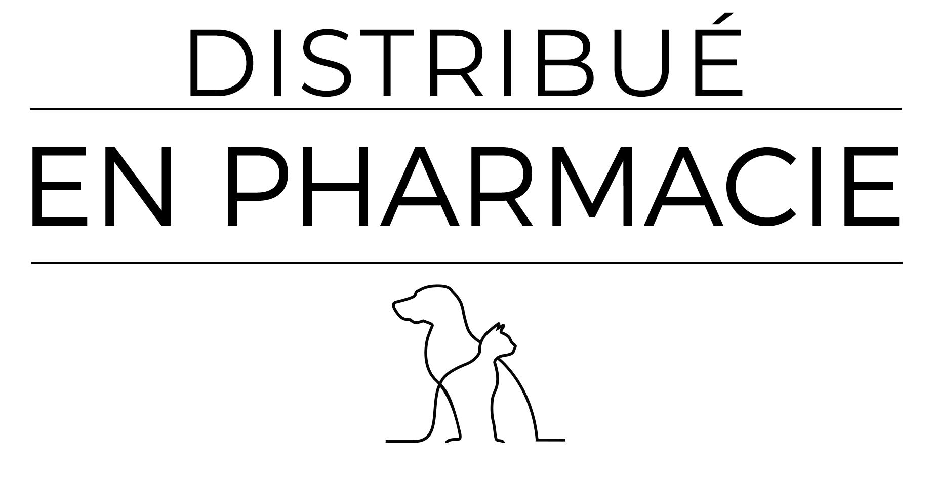 Distribué en pharmacie